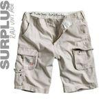 SURPLUS Airborne Vintage Herren Cargo Hosen für je 24,90€