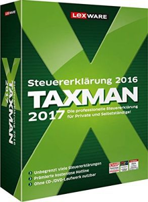 Taxman 2017 (Spezialversion) gratis