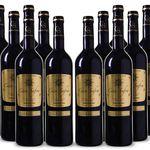 """Terra Alta DO – Casa Safra – """"Edición Privada Limitada"""" 12 Flaschen spanischer Rotwein Gran Reserva für 48€"""