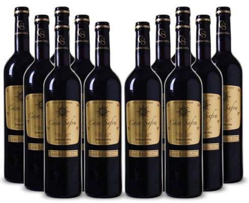 Terra Alta DO   Casa Safra   Edición Privada Limitada 12 Flaschen spanischer Rotwein Gran Reserva für 48€