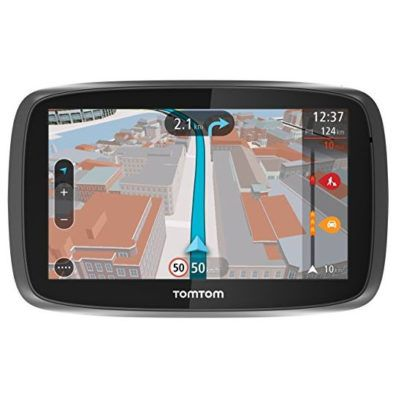 TomTom Go 500 Speak & Go Auto Navigation für 114,66€ (statt 150€)