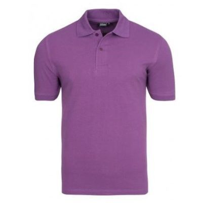 GOLDENLAND mens collection   Herren Poloshirt in Violett für 4,99€