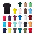 Mcneal Poloshirts – verschiedene Farben mit Logo-Stickerei für 8,99€