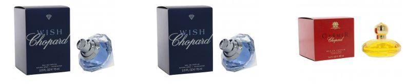 Chopard Parfum bei Outlet46   z.B. Chopard Crystal Shower Gel für 5,99€