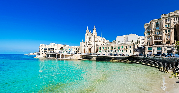 4 o. 7 ÜN im 4* Hotel auf Malta inkl. Flüge, Halb  oder Vollpension und Transfer ab 389€ p.P.