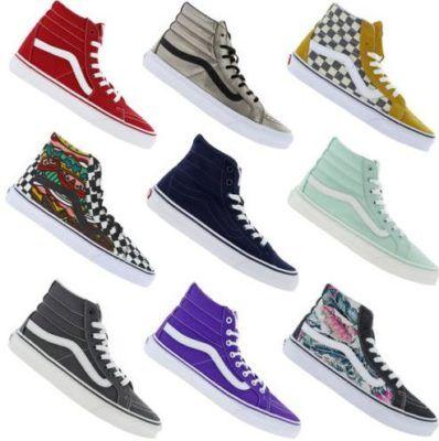 VANS SK8 Hi Sneaker für Herren & Damen je 39,99€