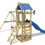 WICKEY FreeFlyer Spielturm mit Rutsche für 269,96€ (statt 310€)