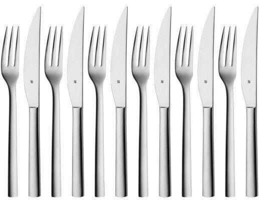 WMF Nuova   Steakbesteck Set 12 teilig statt 42€ für 29,95€