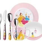 WMF Princess – Kindergeschirr Set 7-teiligig Cromargan für 29,95€