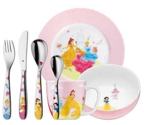 WMF Princess   Kindergeschirr Set 7 teilig für 24,95€ (statt 50€)