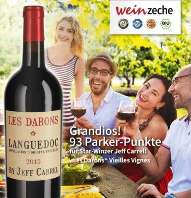 WeinZeche mit 10% Rabatt auf nicht reduzierte Weine ab 50€ MBW