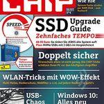 6 Ausgaben CHIP mit DVD für effektiv 4,80€ (statt 35€)