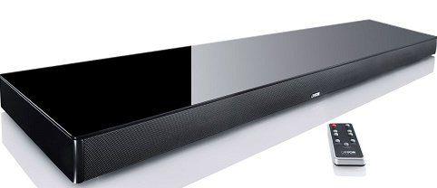 Canton DM 100 Bluetooth Soundbase   200 Watt Soundbase mit Subwoofer für 519€ (statt 580€)