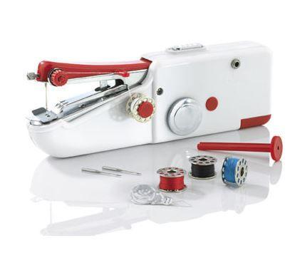 Gadget: easymaxx Handnähmaschine mini für 9,99€