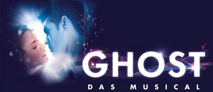 GHOST    Musical in Berlin inkl. ÜN & Frühstück ab 79€ p.P.