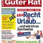 """12 Ausgaben """"Guter Rat"""" für 31,20€ + 20€ Verrechnungsscheck"""