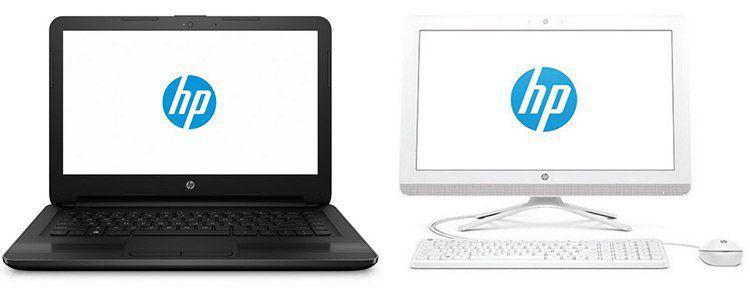 Bis zu 20% Rabatt auf HP Notebooks & PC Systeme   z.B. HP Pavilion 570 p054ng für 356,15€ (statt 440€)