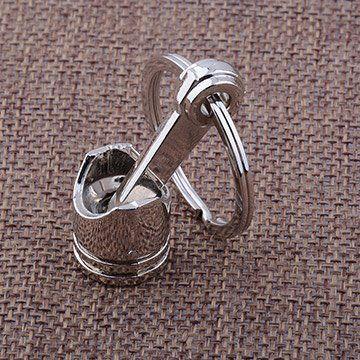 Schlüsselanhänger Kolben für alle Autofreaks für 0,91€