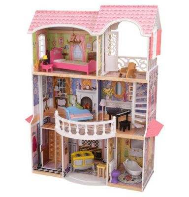 KidKraft Puppenhaus Magnolia (65839) für 133,99€ (statt 151€)
