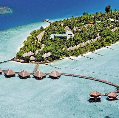 2 Wochen auf den Malediven im 4* Hotel inkl All Inclusive, Transfers & Flügen ab 1695€ p.P.
