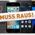 """""""Alles muss raus"""" bei Logitel – Verschiedene Handy + Tarif Angebote ab 1€"""