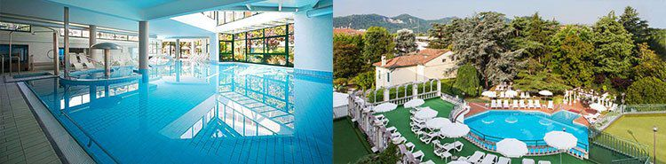 3 ÜN in Venetien inkl. HP, Wellness & Thermalwasser ab 189€ p.P.