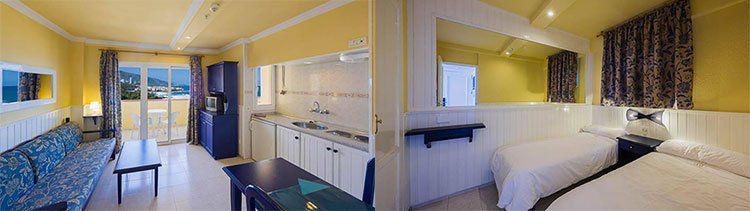7 ÜN auf Teneriffa in Apartment inkl. Flug, Transfers & Rail2Fly ab 241€ p.P.
