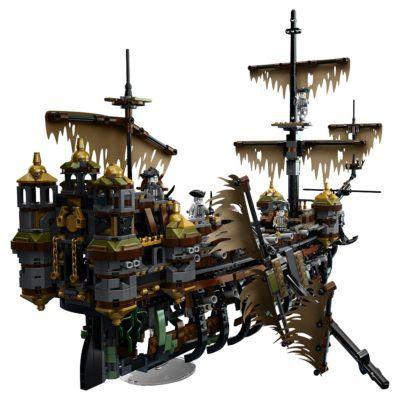 15% Rabatt auf LEGO bei ToysRUs   z.B. LEGO Disney Pirates of the Caribbean   71042 Silent Mary für 169,99€ (statt 200€)