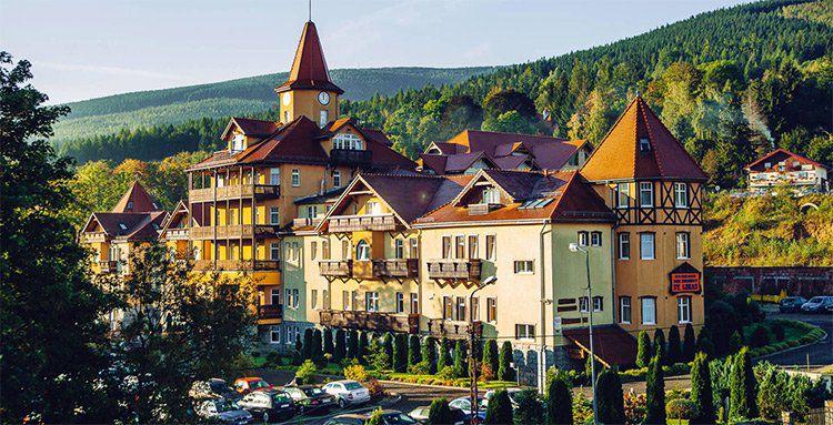 3 ÜN im Kurort Bad Flinsberg (PL) inkl. Halbpension, Wellness und Kur Behandlungen ab 89€ p.P.
