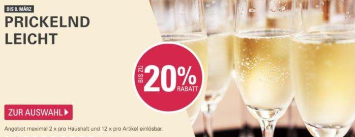Abgelaufen: Allyouneed Fresh mit 20€ Rabatt auf Alles (MBW 70€)   günstige Windeln, Alk. etc.
