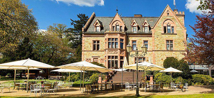 2 ÜN im Taunus im 4,5* Schlosshotel Rettershof inkl. Frühstück, Dinner & Sauna ab 129€ p.P.