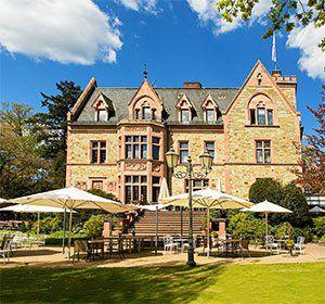2 ÜN im Taunus in Schlosshotel inkl. Frühstück, Dinner & Sauna (Kind bis 4 kostenlos) ab 129€ p.P.