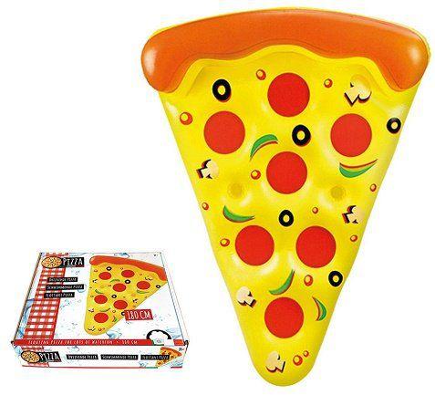 Pizza Luftmatratze mit 180 cm Länge für 19,90€