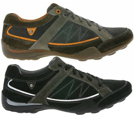 Ross & Cole   Herren Sneaker aus Echtleder für 24,99€ (statt 48€)