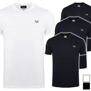 3er Pack Versace 1969 T Shirts für 24,99€