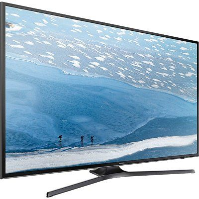 Samsung UE55KU6070   55 Zoll TV mit UHD und Smart TV für 599€ (statt 649€)