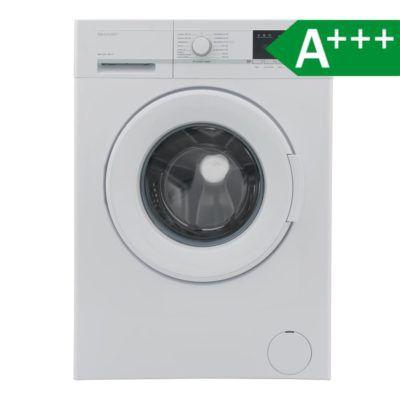 Sharp ES GFB8143W3 DE   Waschmaschine mit 8 kg Nutzlast für 269€ (statt 345€)