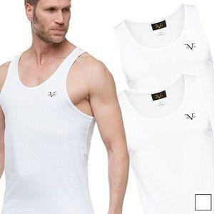 3er Pack Versace 1969 Unterhemden für 22,99€