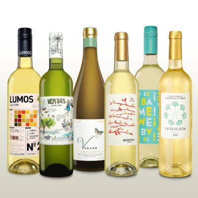 6 fruchtige Weißweine (2016) für 29,90€ (statt 41€)