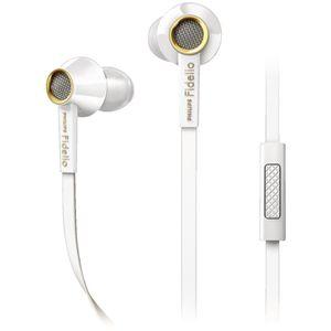 Philips Fidelio S2WT   In Ear Kopfhörer mit Headsetfunktion für 46€ (statt 90€)