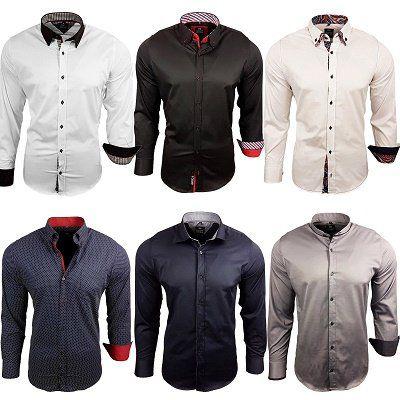 RUSTY NEAL Herrenhemd (SlimFit) für 19,90€ (statt 25€)