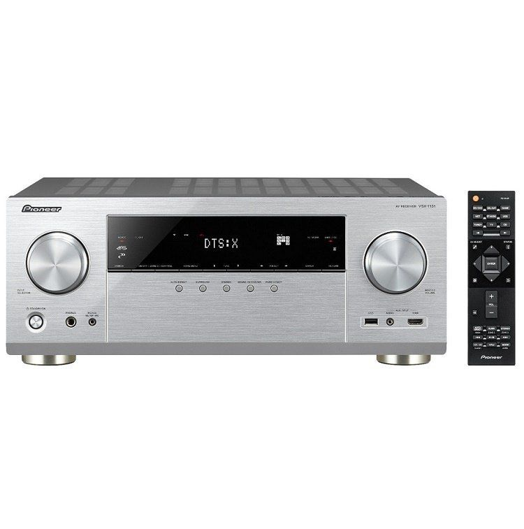 Pioneer VSX 1131 S   7.2 AV Receiver für 377€ (statt 429€)