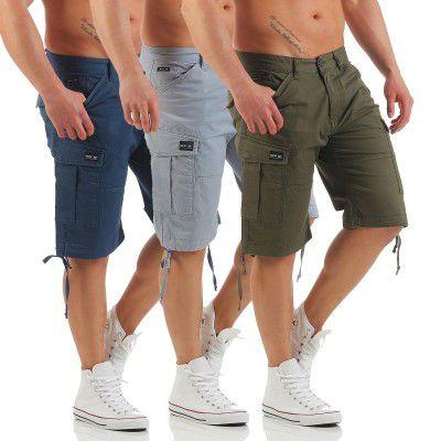 Big Seven Brian Shorts   Herren Bermudahosen für je 37,90€