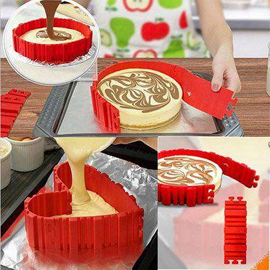 Shape Cakes – Bausatz für Kuchen und mehr in unterschiedlichen Formen für 3,77€