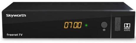 Skyworth SKW T21 DVB T2 HD Receiver statt 70€ für 49,99€