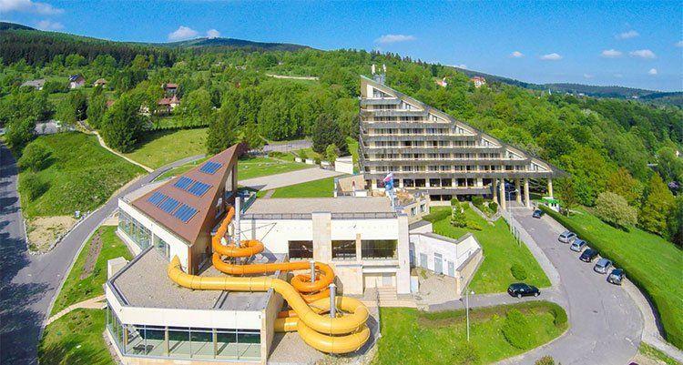 2 ÜN in Niederschlesien im Aquapark Hotel inkl. HP, Sporthalle & Wellness ab 55€ p.P.