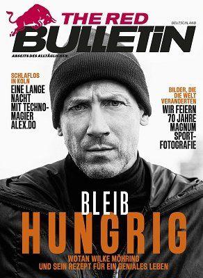 12 Ausgaben The Red Bulletin für 25,90€ inkl. 20€ Gutschein