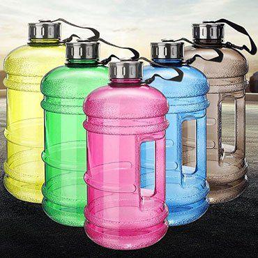 2,2 Liter Getränkeflasche ohne BPA für ~5,06€