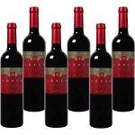 6 Flaschen Bodegas del Rosario Lorca Bullas DO Rotwein für 34,94€