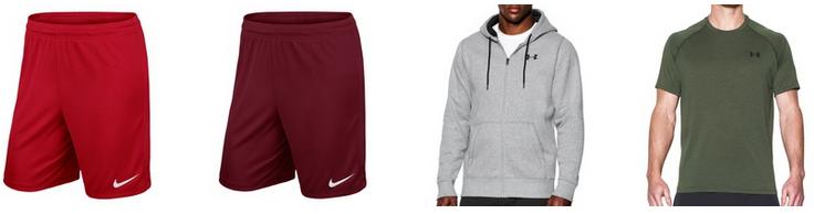 My Sportswear: 15€ Rabatt ab 50€ MBW + kostenloser Versand